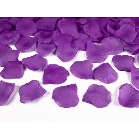 Švestkové plátky růží (100 ks)
