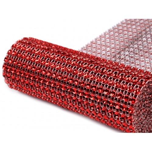Borta šíře 115 mm kolečka, 1 m červená