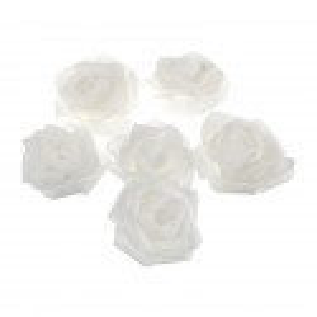 Pěnové růže bal. 4 ks