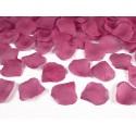 Růžové plátky růží